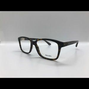 Prada Eyeglasses VPR 01O Dark tortoise